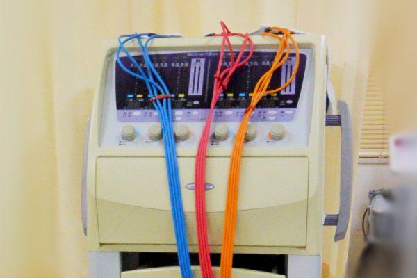 干渉波療法 リハビリ